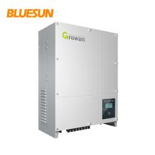 Grade certificada TUV amarrado inversor solar 5000 w
