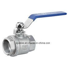 2PC Ball Valve with Locking (Q11F-2)