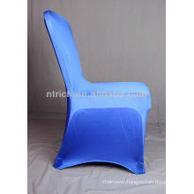 fancy chair sashes,Lycra/Spandex chair cover with sash for wedding and banquet