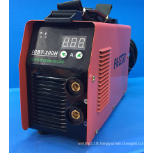 MMA IGBT Welding Machine with Touch Screen (IGBT-200H)