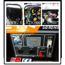2kw Generador Diesel Wih Eficiencia Alta Potencia de Trabajo