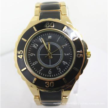 Men′s Alloy Watch Fashion Watch, Cheap Hot Sale Watch (HL-CD044)