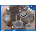 304 316 triclamp spool extractor,end cap reducer(customize)