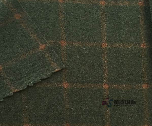 Double Face Woolen Winter Fabric