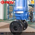 высокое качество взрывозащищенный ДСП шариковый клапан моторизованный