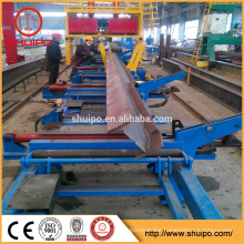 gantry type h-beam auto welding machine for sale automatic beam welding machine