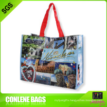 100% PP Woven Handle Bag (KLY-PP-0192)