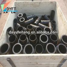 tubulação de borracha concreta das peças sobresselentes do caminhão do misturador concreto