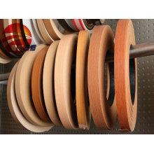 Bande de finition de bordure en PVC