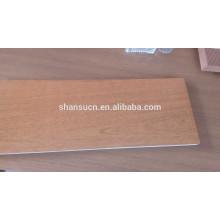 Panneau expulsé de mousse de PVC pour l'impression / gravure / feuilles de plexiglas / matériaux dans la fabrication de pantoufles / feuilles de polycarbonate