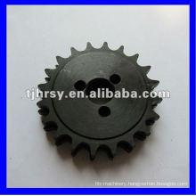 ANSI steel sprocket gear
