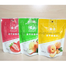 Alimentos secos laminados Stand up Pouch