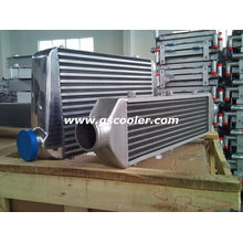 Aluminum Intercooler for Racing Car
