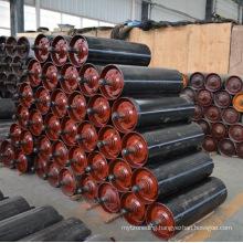 Ske Conveyor Steel Drum Pulley with Rubber Lagging