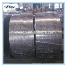 Venta caliente el mejor precio galvanizado bobinas de acero