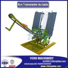 Manural Rice Transplanter