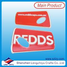 Werbeartikel Metall Cool Emaille Custom Personalisierte Edelstahl Flaschenöffner