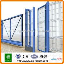 Projetos de portão revestido de PVC, Projetos de portão de casa, Projeto de grade de portão