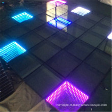 DJ Iluminação Mágica 3D LED Dance Floor