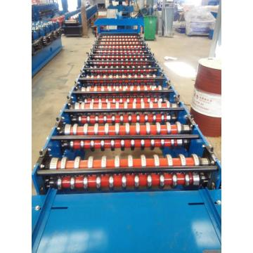 Roofing Tiles Corrugated Sheet Mesin Panel Dinding