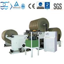 Máquina de embalagem automática Roll Roll Slitter Rewinder