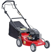 4Hp B&S 18Inch steel deck Self propelled lawn mower for sale,gasoline 18inch lawn mower,2 stroke lawn mower
