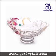 Tazón de cristal del lirio (GB1619LB / PDS)