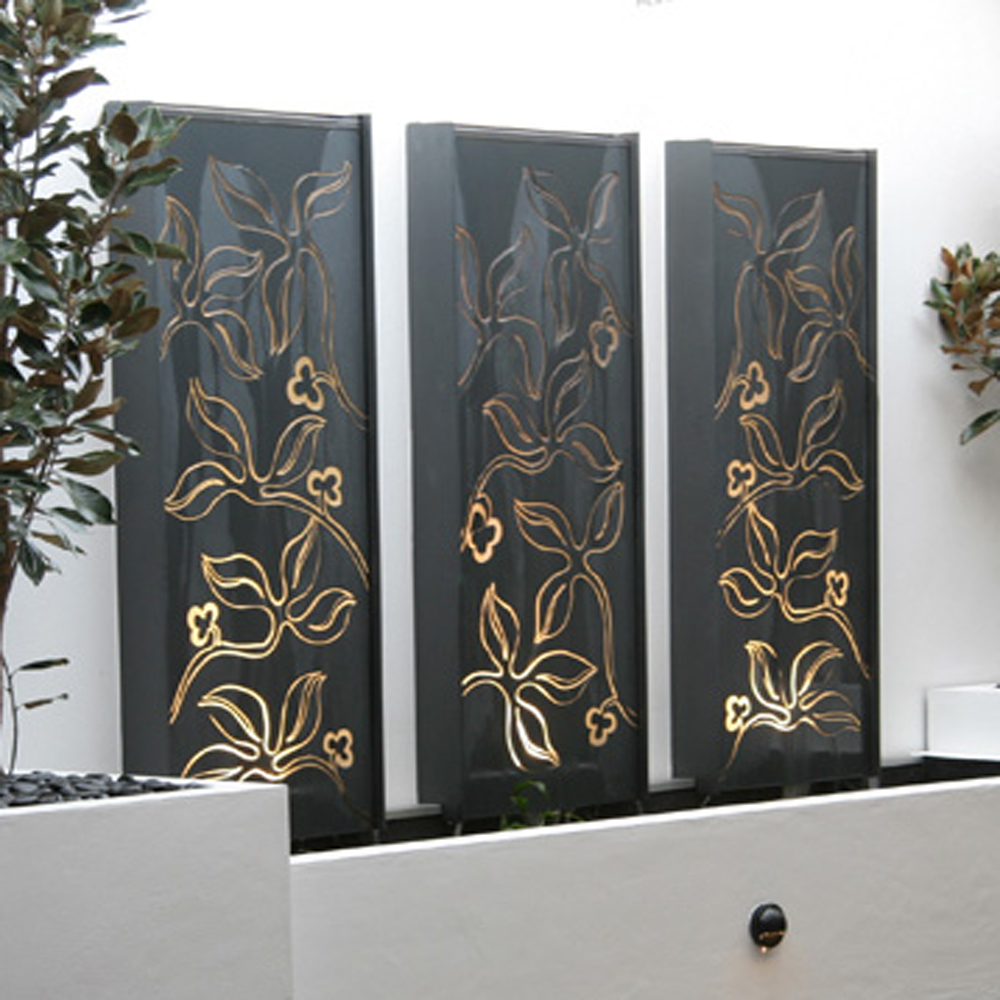 Laser Cut Wall Art Metal