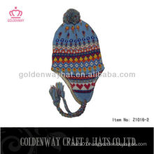 2013 latest style novelty knitted hat