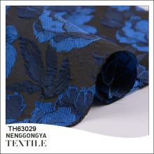 China diferentes tipos de tecido de vestido floral poli elegante