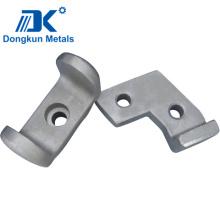 Piezas de forja de metal personalizadas con precio de fábrica