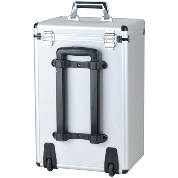 Tragbares OEM Aluminium Gepäck Werkzeug Trolley Case mit Rädern und Rod