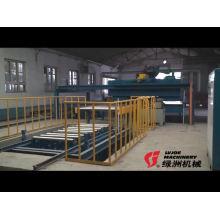 PLC Control Automatic Fire Resistance Machine MGO Board Production Line
