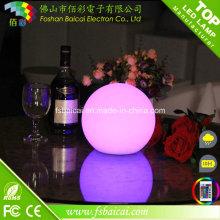 Qualitäts-LED-Kugel-Licht / dekorative Kugeln / hängende Kugel