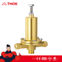 Válvula de alivio de presión / válvula de seguridad completamente abierta Válvula de alivio de presión BSP / NPT