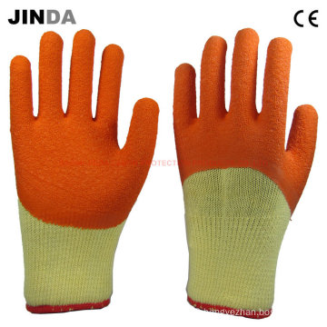 PPE Suppliers Latex Coated Protective Work Gloves (LH506)