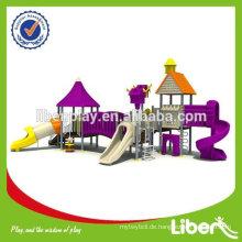 Outdoor Spielplatz Ausrüstung / Spielplatz Holz / Amusment Park Spiele Ausrüstung