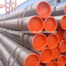 Fabricant de tuyau en acier sans soudure JIS G3456 STPT49