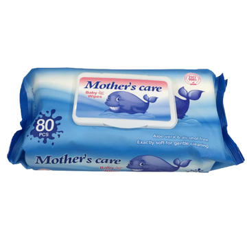 Customize Packing Private Label Baby Care Wet tissue Baby Care