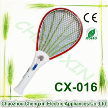 2014 Rechargeable Electronic Mosquito Swatter with Light
