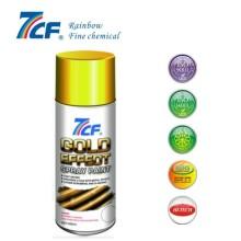 Gold-Effekt-Spray-Farben