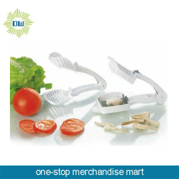Daily Kitchen Plastic Mushroom Slicer
