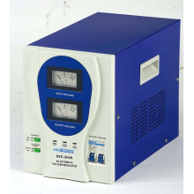 SVC-O Panel de plástico Estabilizador de voltaje CA (AVR)