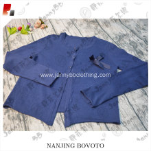 Wholesale fall kids long sleeve knit sweater