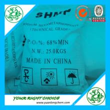 Superior Quality for SHMP Food Grade, Tech Grade