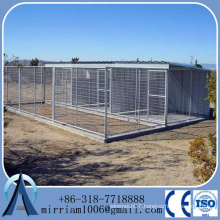 Baochuan-- welded wire dog kennel/big welded dog cage