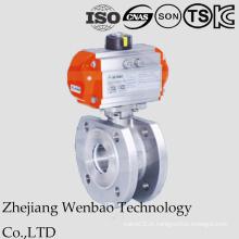 Válvula de esfera 316 do flutuador de aço inoxidável do flutuador de aço inoxidável
