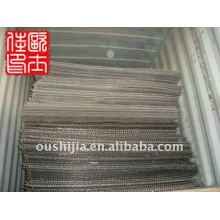 square iron wire net&beautiful gridding wire mesh&square wire mesh
