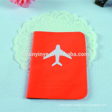 Promotional souvenir passport holder