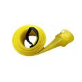 Capa de manga de vara de pesca colorida resistente à abrasão
